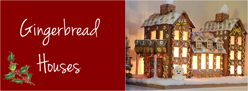 welcome to gingerbread houses
